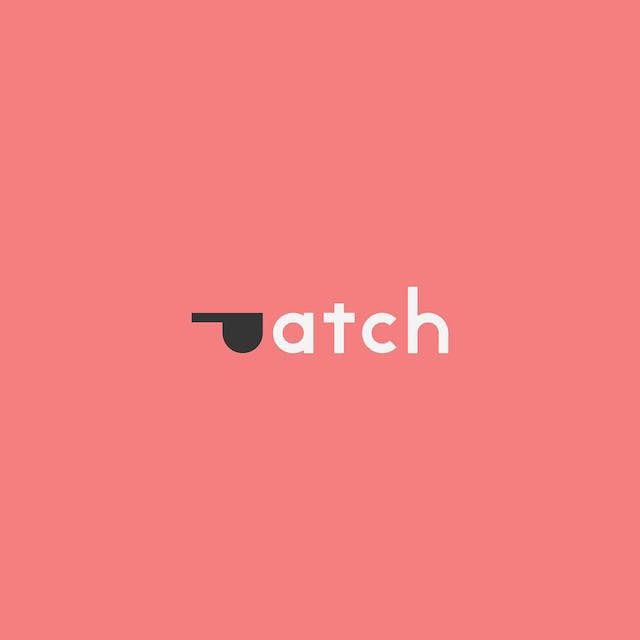 Clever Typographic Logos - Patch