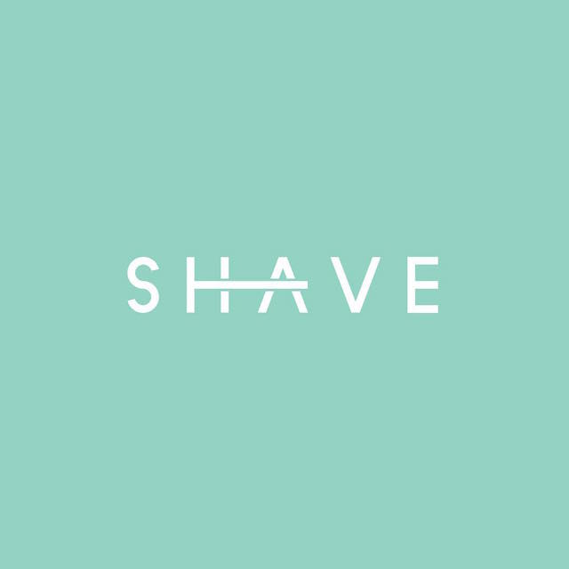 Clever Typographic Logos - Shave