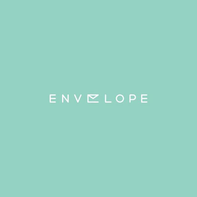 Clever Typographic Logos - Envelope