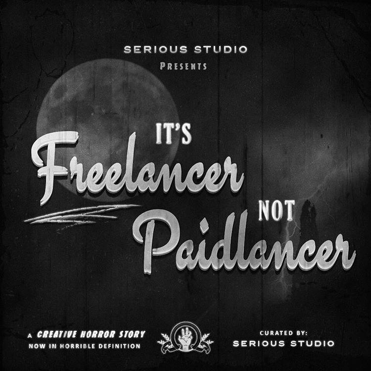 It's freelancer not paidlancer