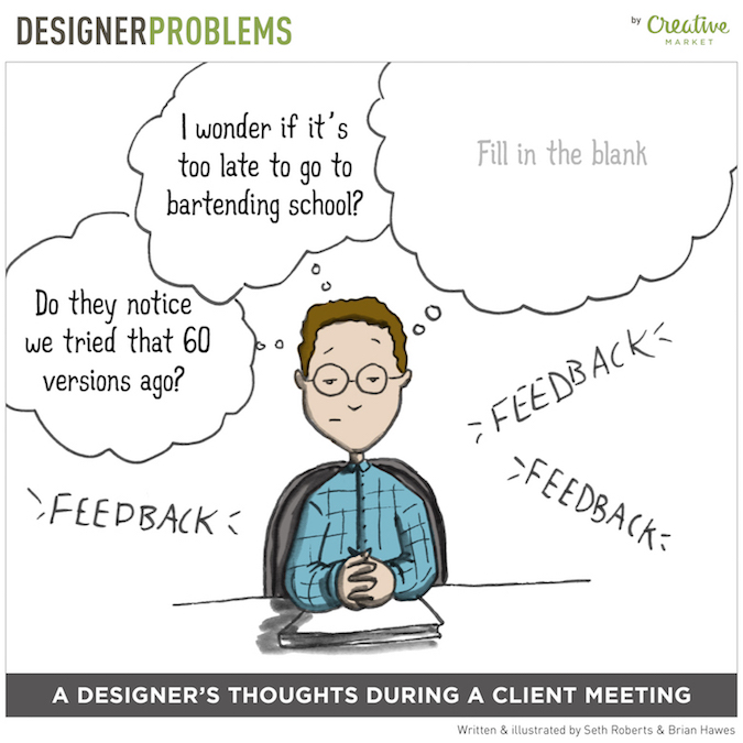 Designer Problems - Career changes