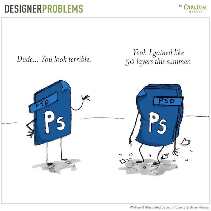 Designer Problems - Heavy PSDs