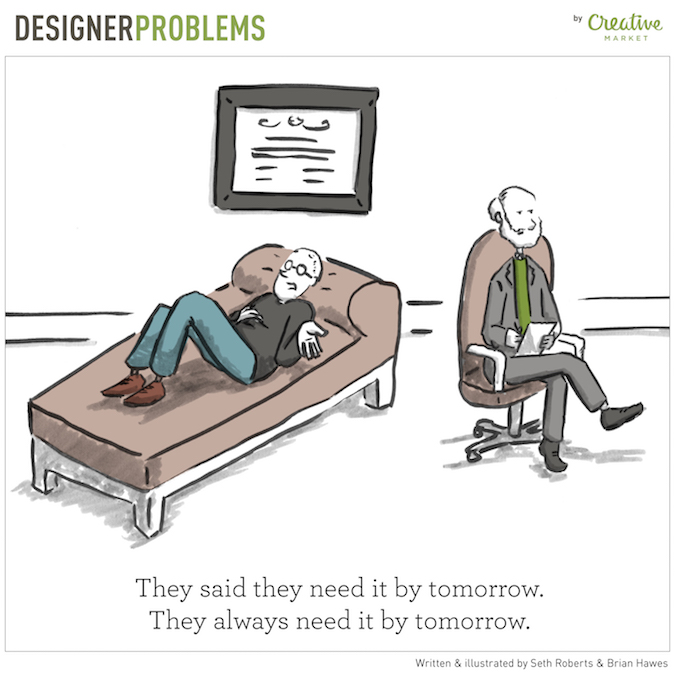 Designer Problems - Psychiatrist