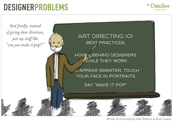 Designer Problems - Art Director