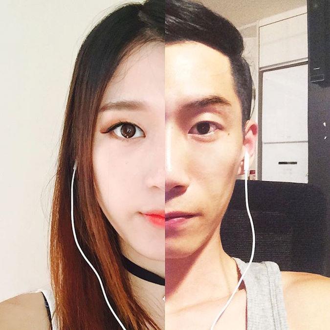 Shin Li long distance relationship photos - 28