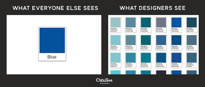 What designers see vs. everyone else - 3