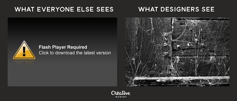 What designers see vs. everyone else - 4