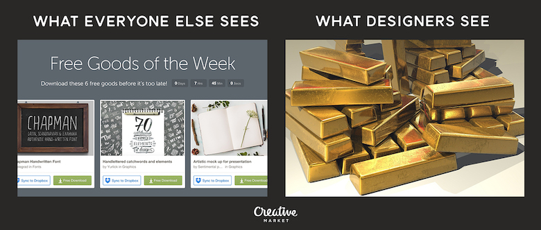What designers see vs. everyone else - 7