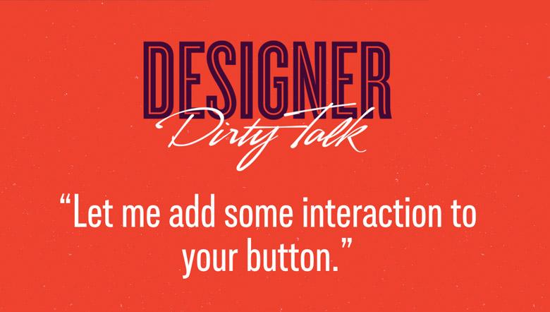 Designer Dirty Talk - 14