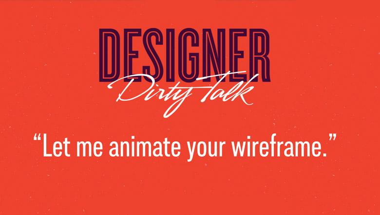 Designer Dirty Talk - 15