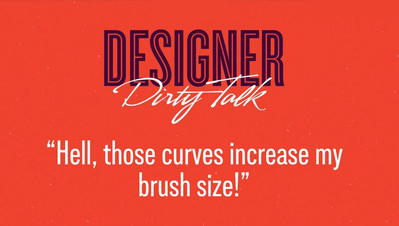 Designer Dirty Talk - 18