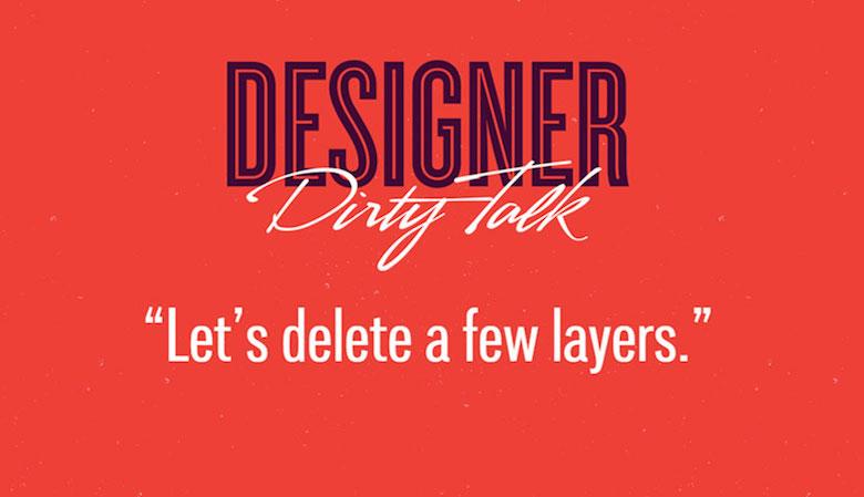 Designer Dirty Talk - 27