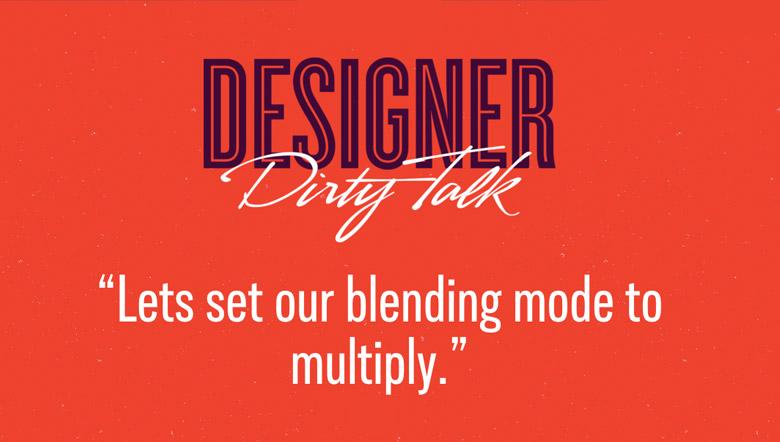 Designer Dirty Talk - 30