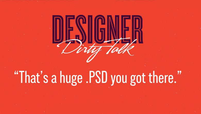 Designer Dirty Talk - 33