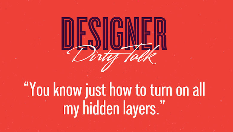 Designer Dirty Talk - 4