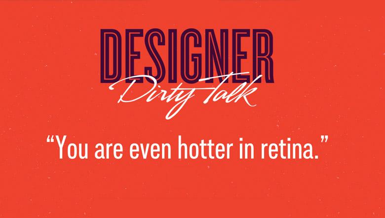 Designer Dirty Talk - 5