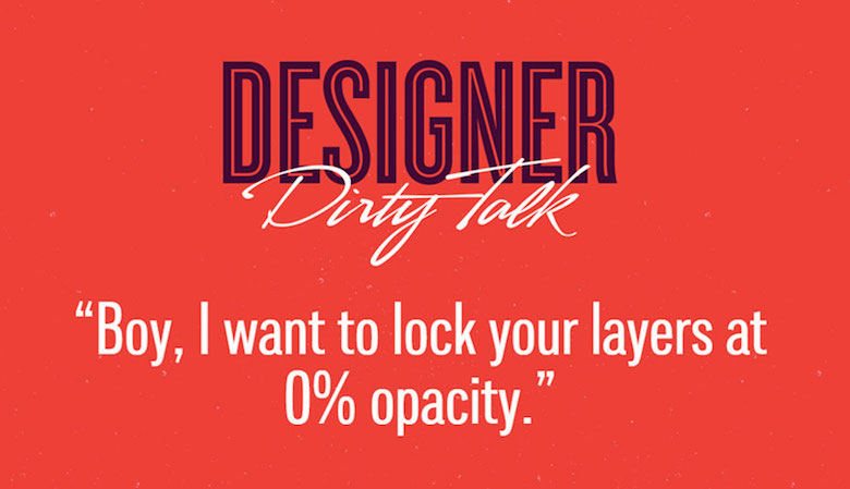 Designer Dirty Talk - 6
