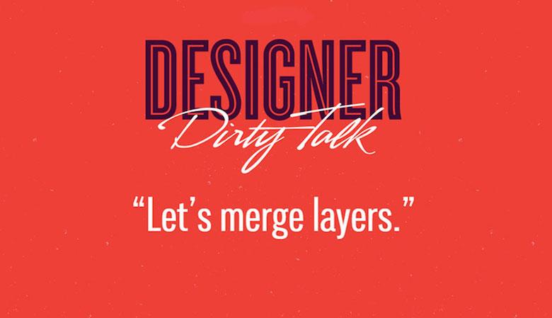 Designer Dirty Talk - 8