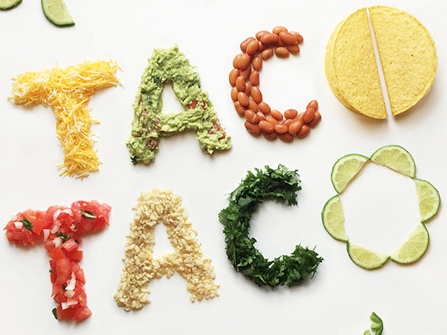 Food art and typography - 17
