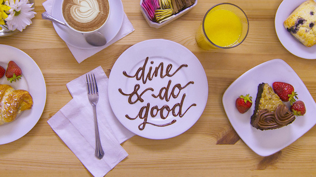 Food art and typography - 19