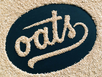 Food art and typography - 20