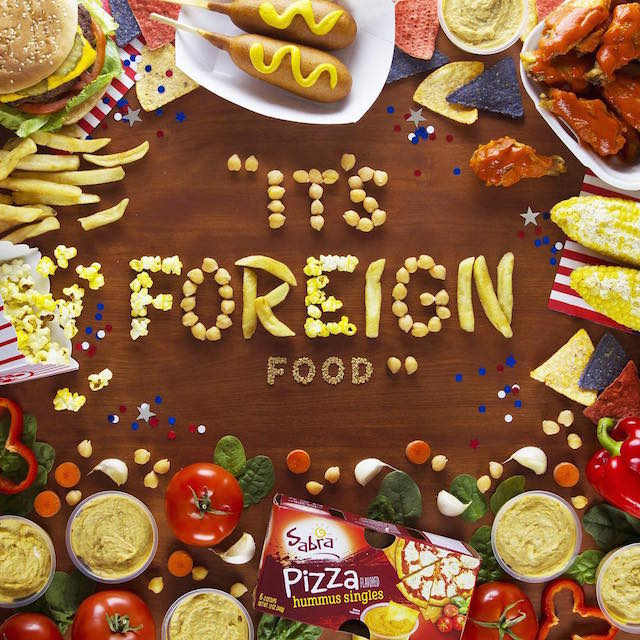 Food art and typography - 6