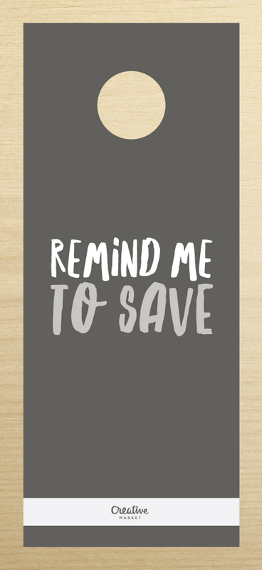 Remind me to save.