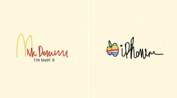 If Doctors Drew Famous Logos, This Is What They Would Look Like