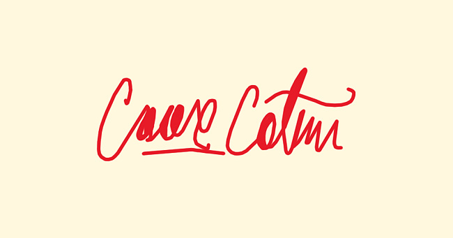 If doctors drew the Coca-Cola logo.