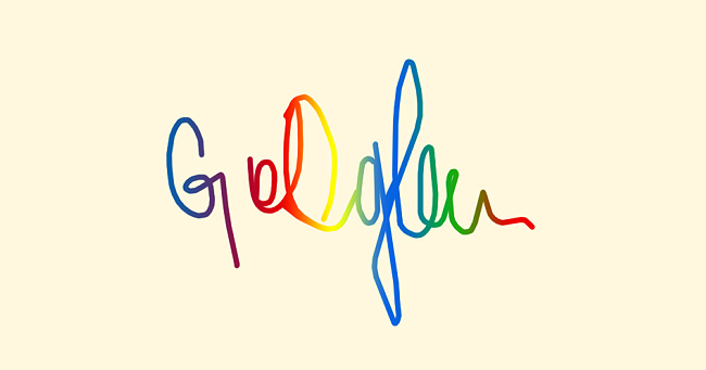 If doctors drew the Google logo.