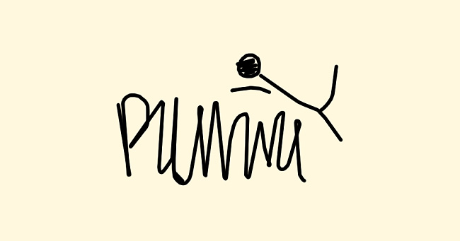 If doctors drew the Puma logo.