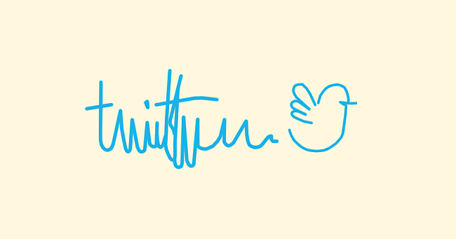 If doctors drew the Twitter logo.