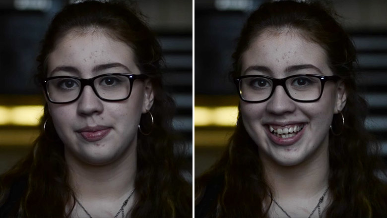 People react to being called beautiful - 7