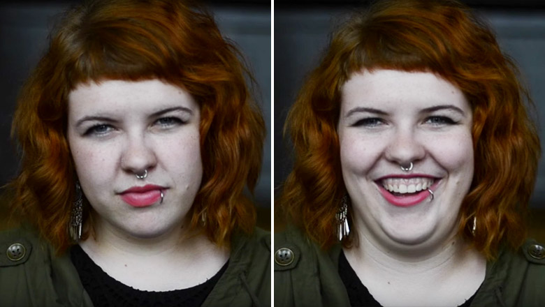 People react to being called beautiful - 8
