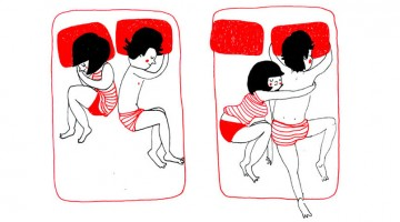24 Heartwarming Illustrations That Show How Love Is In The Little Things We Do Everyday