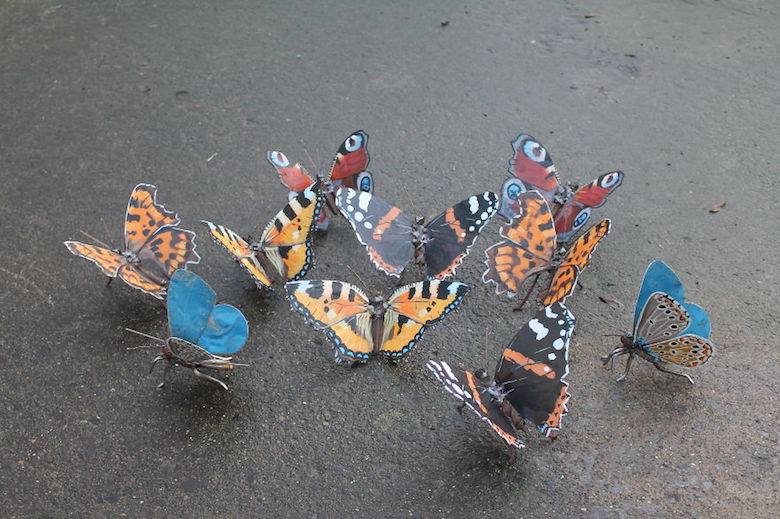 Scrap Metal Animal Sculptures - 4