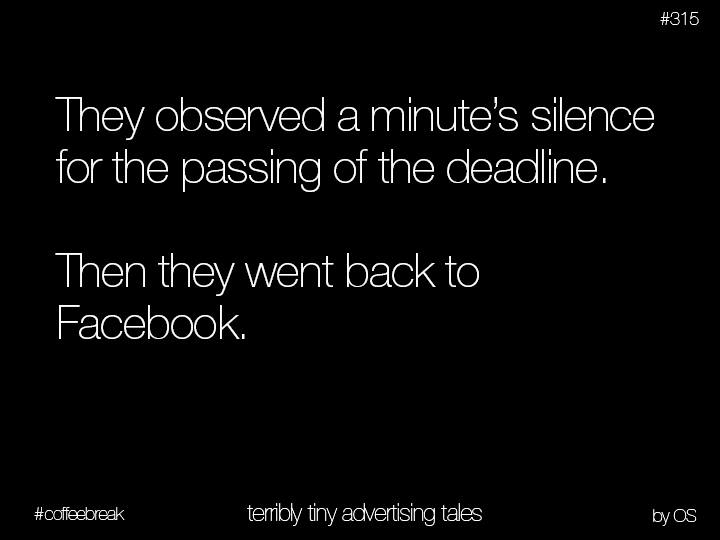 Terribly Tiny Advertising Tales - 12