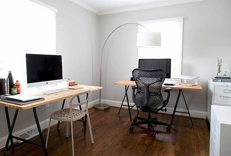 Beautiful, minimal desks and workstations - 14