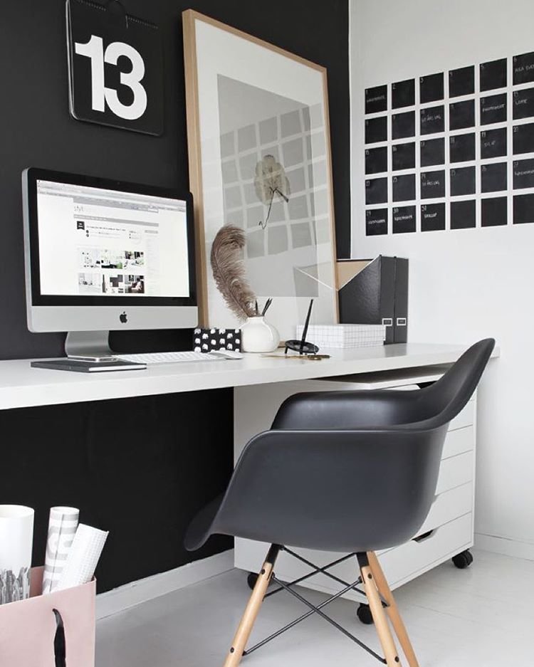 42 Beautiful Minimal Workstations For Your Inspiration