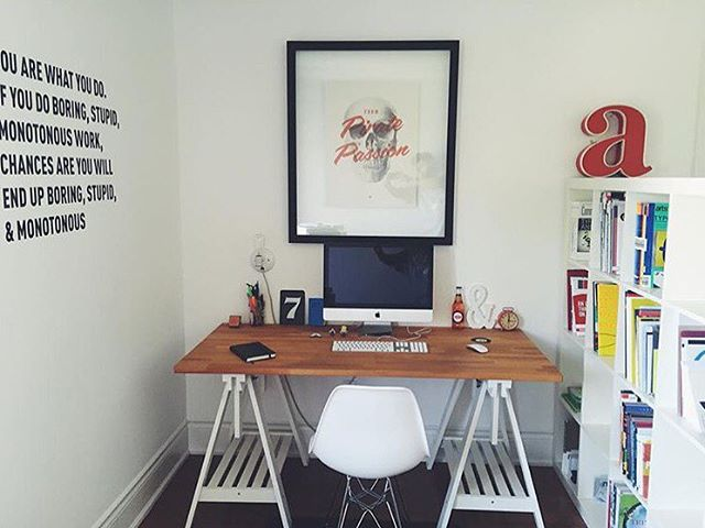 Beautiful, minimal desks and workstations - 24