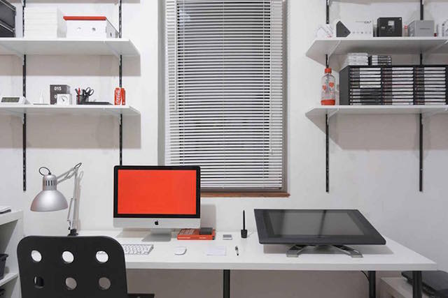 Beautiful, minimal desks and workstations - 25