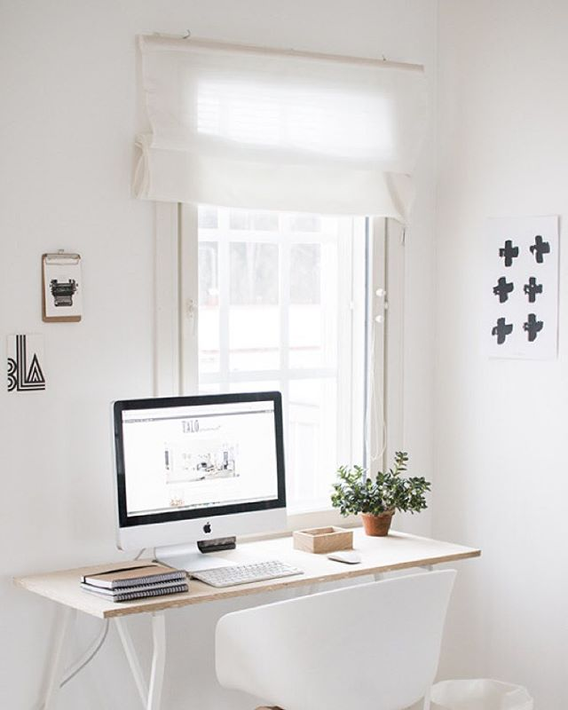 Beautiful, minimal desks and workstations - 26