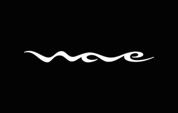 Clever and creative logos with hidden meanings and symbolism - Wave