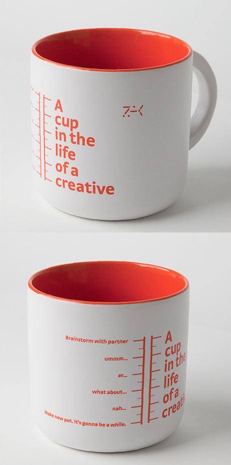 Funny Coffee Mugs That Show The Daily Life Of Agency Employees