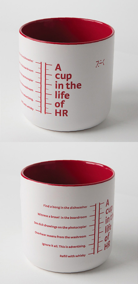 A cup in the life of HR