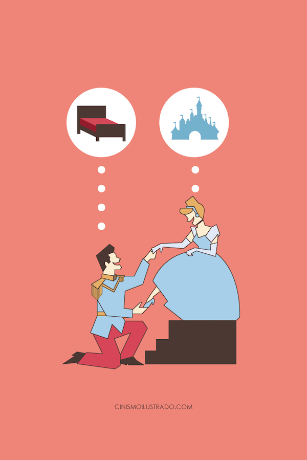 Funny truth about modern life: illustrations by Eduardo Salles - 23