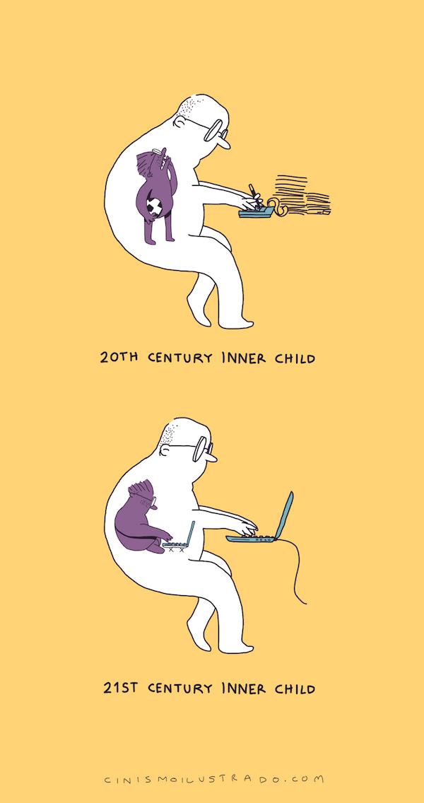 Funny truth about modern life: illustrations by Eduardo Salles - 25