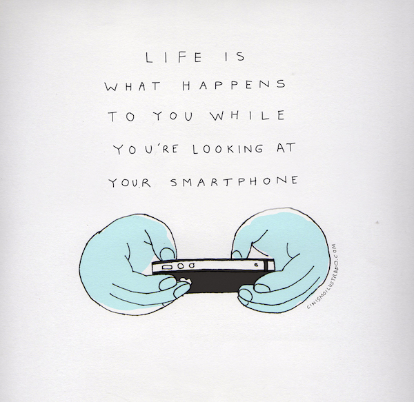 Funny truth about modern life: illustrations by Eduardo Salles - 30