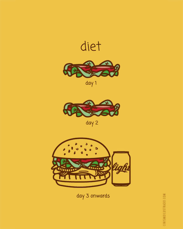 Funny truth about modern life: illustrations by Eduardo Salles - 4