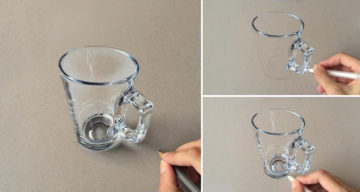 19 Year-Old Creates Incredibly Realistic 3D Art That'll Make You Go Wow